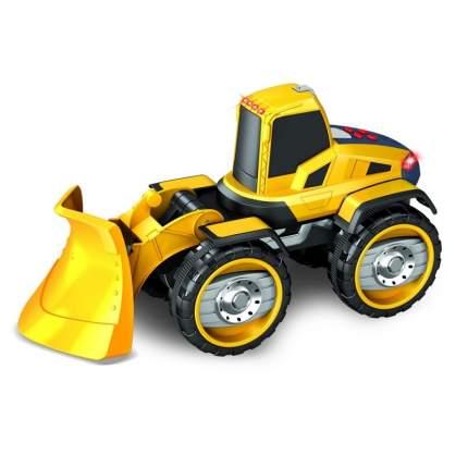 Фрикционный автомобиль Handers Большие колёса. Грейдер, 36 см, 4WD, свет, звук