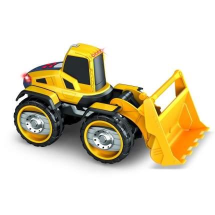 Фрикционный автомобиль Handers Большие колёса. Бульдозер, 36 см, 4WD, свет, звук