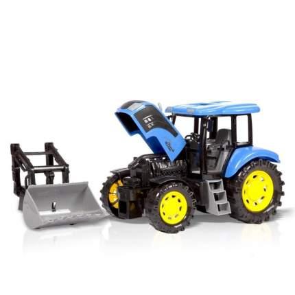 Фрикционная игрушка Handers Трактор с ковшом, 44 см