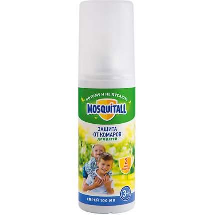 Москитол / MOSQUITALL Спрей защита от комаров 100 мл