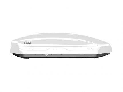 Бокс на крышу автомобиля LUX TAVR 197 LUX-791996 520л белый глянцевый 197х89х40