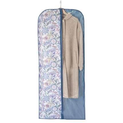 Чехол для одежды Hausmann Paisley 60x137см, синий