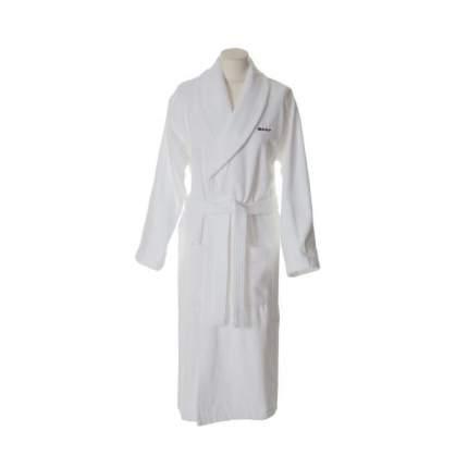 Халат унисекс Gant Home CLASSIC размер M, цвет белый