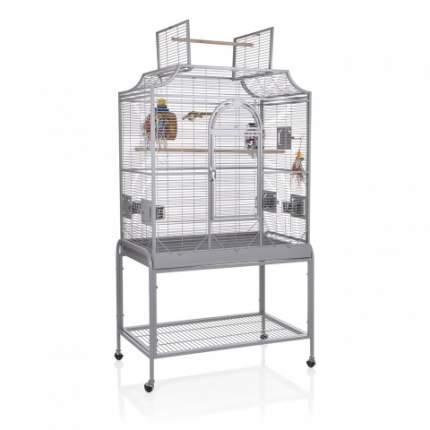 Клетка для птиц Montana Madeira III, 58x96x167, светло-серая