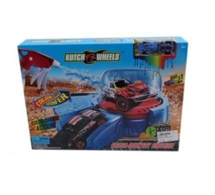 Трек с машинкой Kutch Wheels Color transfer Бешеная мойка, 1762421