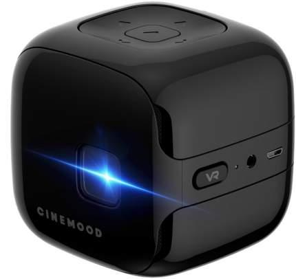 Видеопроектор Cinemood Storyteller VR CNMD0019VI Black