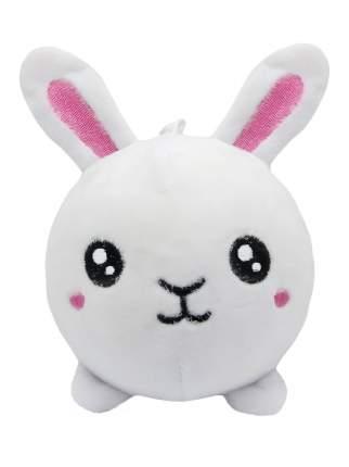 Мягкая игрушка антистресс Зайчик белая 10см