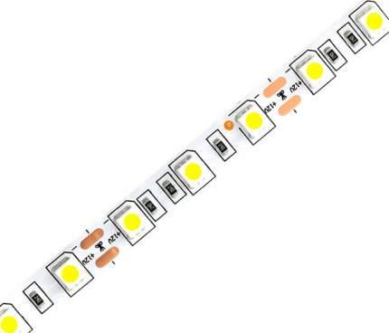 Светодиодная лента SMD 5050, 60 LED, 12 В, 14.4 Вт, IP22, 1200 лм, (4000 К)