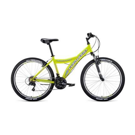 "Велосипед Forward Dakota 2020 16.5"" желтый/белый"