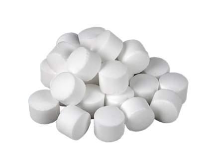 Средство для чистки бассейна Промсалт таблетированная соль ПС-25 25 кг
