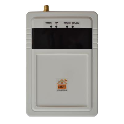 GSM модуль отопления и сигнализации АВЕРТ Оптима-1/466372