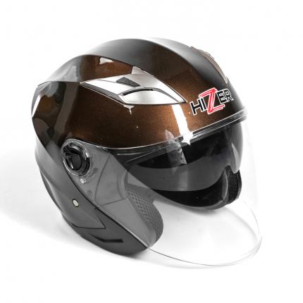 Шлем HIZER B208 Grey, размер M