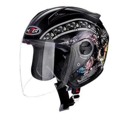 Шлем HIZER 216 black, размер S