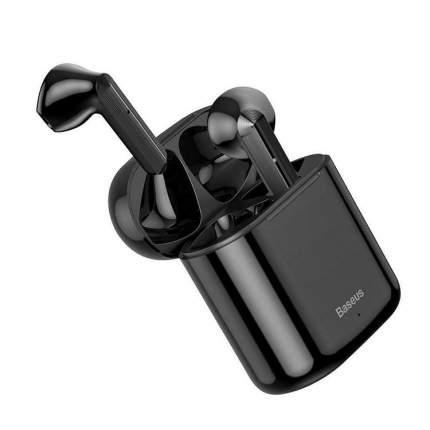 Беспроводные наушники Baseus Encok W09 TWS Black
