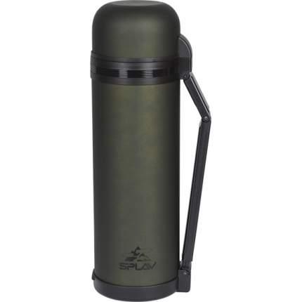 Термос Сплав SG-1800 хаки широкое горло