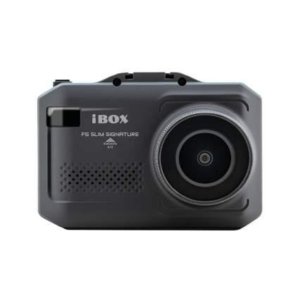 Видеорегистратор с радар-детектором iBOX F5 Slim Signature A12