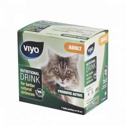 Пребиотический напиток для укрепления иммунитета для кошек VIYO Reinforces Cat Adult 30мл