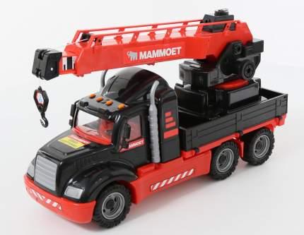Автомобиль-кран с поворотной платформой 205-01 Mammoet 56771_PLS
