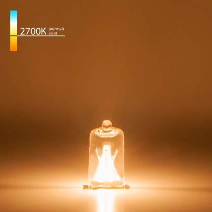 Лампа галогенная Elektrostandard G9 220V40W