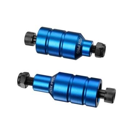 Пеги модель B передняя+ задняя Синие
