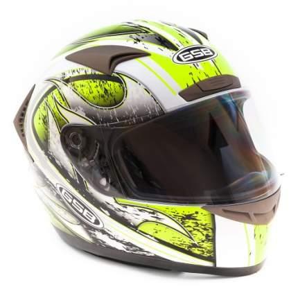 Шлем GSB G-335 Mobilita Giallo, размер XL