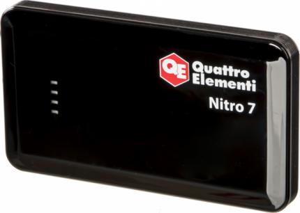 Устройство пусковое аккумуляторное QUATTRO ELEMENTI Nitro 7 (790-304)