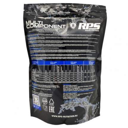 Протеин RPS Nutrition Multicomponent Protein 500 г Double Chocolate