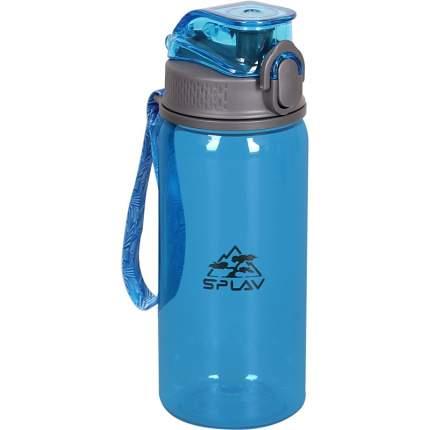Бутылка Сплав TR 0,55 л голубая