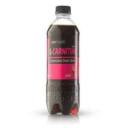 Напиток с L-карнитином XXI Power L-Карнитин 500 мл, 24 шт., кока/кола