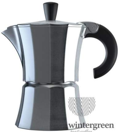 Morosina Гейзерная кофеварка Morosina алюминиевая, 1 порция, 50 мл