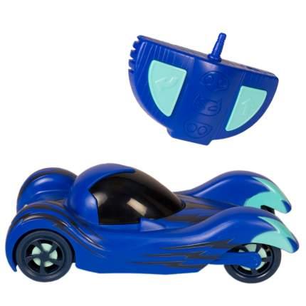 Легковая машина PJ Masks с пультом управления Котмобиль