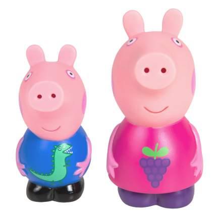 Игрушка для купания Peppa Pig Пеппа и Джордж