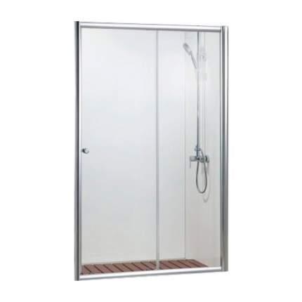 Душевая дверь в нишу BRAVAT 120x195 BD120.4105A