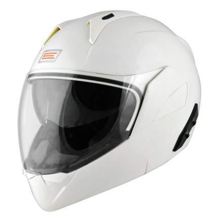 Шлем (модуляр) Origine Riviera Solid белый глянцевый, размер XL
