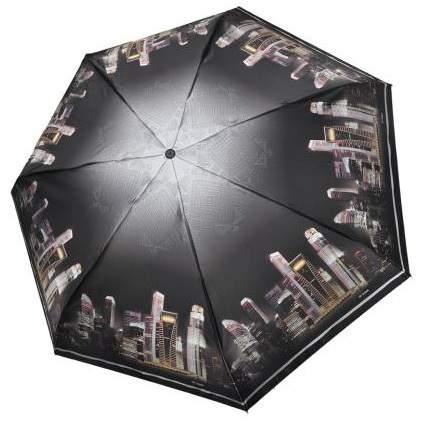 Зонт женский Три Слона 292-I-02 черный