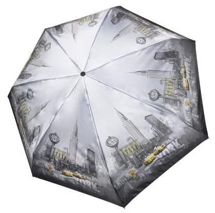 Зонт женский Три Слона 292-I-01 серый