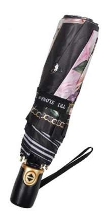 Зонт женский Три Слона 296-EB/E-01 бордовый