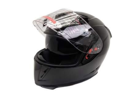 Шлем (интеграл) Ataki FF311 Solid черный глянцевый, размер XL