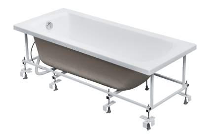 Акриловая ванна Santek МОНАКО 1,6х0,75 (монтажный комплект+панель)