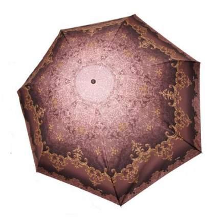 Зонт женский Три Слона 291-J-06 коричневый
