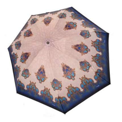 Зонт женский Три Слона 291-J-05 бирюзовый