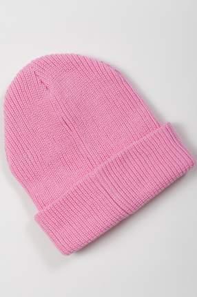 Шапка мужская SKILLS 8W.Y.S.32.01.264 Pink FW19