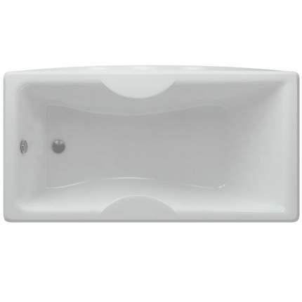 Акриловая ванна Aquatek Феникс 160 см, прямоугольная