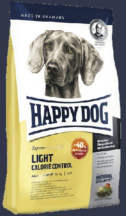 Сухой корм для собак Happy Dog Supreme Fit&Well Light Calorie Control, диетический, 1кг