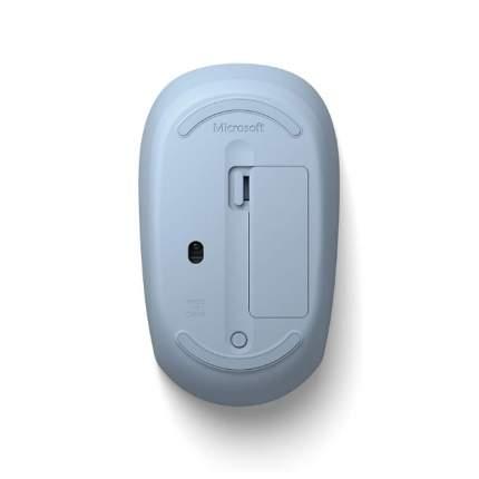 Беспроводная мышь Microsoft Bluetooth Pastel Blue (RJN-00022)