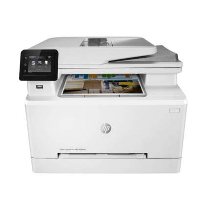 Лазерное МФУ HP Color LaserJet Pro M283fdn