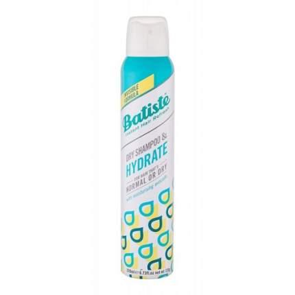 Сухой шампунь BATISTE Hydrate увлажняющий для нормальных и сухих волос 200 мл