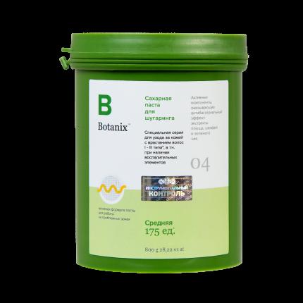 Сахарная паста для шугаринга средняя «Botanix», 0,8 кг