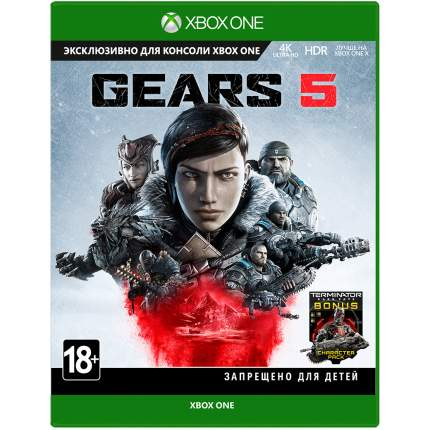 Игра Gears 5 для Xbox One