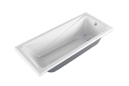 """Ванна акриловая  1,6*0,7 """"Light"""" (каркас+экран) (Метакам)"""